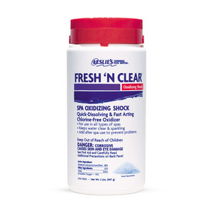 Fresh  ft.N Clear Spa Shock, 2 lbs.
