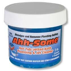 Ahh-Some Hot Tub/Jetted Bath Pipe Cleaner 2oz