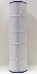 Hayward C4000/C4000S Super Star Clear and SwimClear C4020 Replacement Filter Cartridge, Open with Molded Gasket -Front