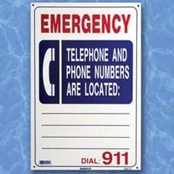 Phone Location Sign