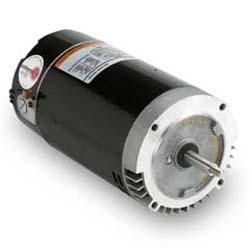 3/4HP Threaded Single Speed Motor