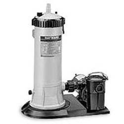 Easy-Clear Cartridge Filter Pump Combo for Pools up to 40 sq. ft.