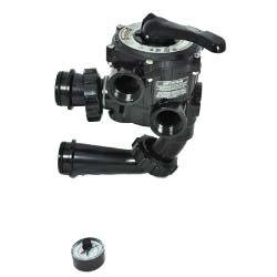 Valve Assembly 1-1/2in. With Gauge WG