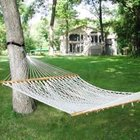 13 Cotton Rope Hammock