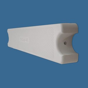 Saftron Pool Ladder Step, White