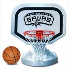 San Antonio Spurs Poolside Basketball Game