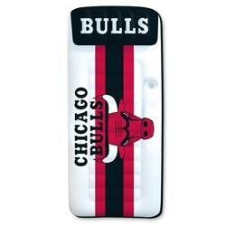 Chicago Bulls Floating Mattress