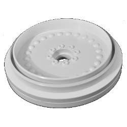 Kreepy Krauly Pool Cleaner Wheel (No Bearings), White