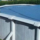 3-Year 12 ft. Round Solar Blanket for In Ground Pools