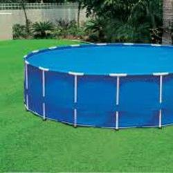 5-Year 12 ft. Round Solar Blanket for In Ground Pools