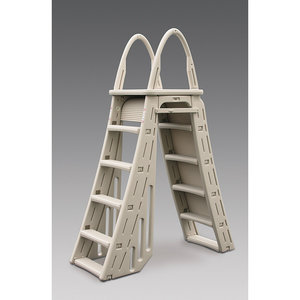 Confer Plastics 7200 Roll-Guard A-Frame Safety Ladder