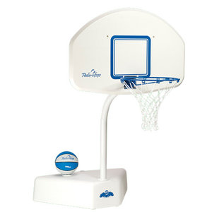 Dunn-Rite Products B700 Poola Hoops Poolside Basketball Game