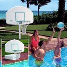 H2O Hoops Poolside Basketball Game