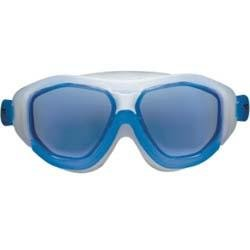 SwimMask, Smoke Lens/Black Silver Frame