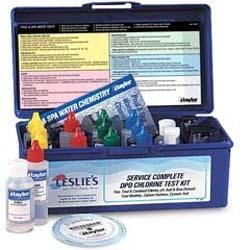 Service Complete High Range DPD Pool and Spa Water Test Kit