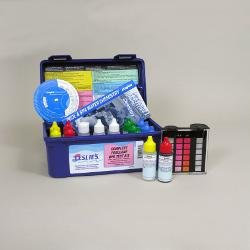 Complete High Range Pool and Spa Water Test Kit