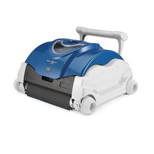 SharkVAC Robotic Automatic Pool Cleaner with Caddy Cart