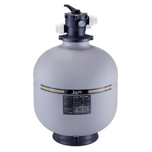 Top Mount 83GPM Sand Filter - 350 lbs Sand