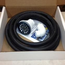 Easy Dome Drain Kit For Hurricane Above Ground Pool Cover