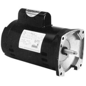 Century a o smith square flange replacement pool motors for Century centurion pool pump motor