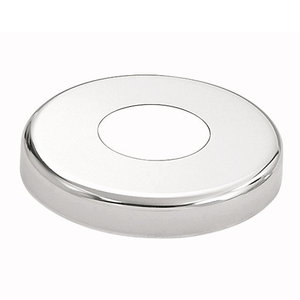 S.R. Smith EP-100F Round 1.90in. Stainless Steel Escutcheon