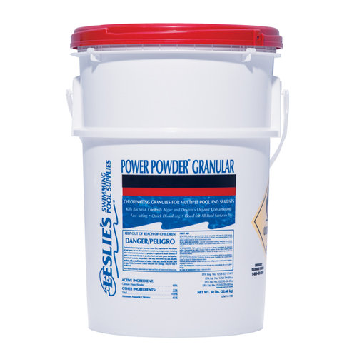Leslie 39 S 14190 Power Powder Granular Chlorine
