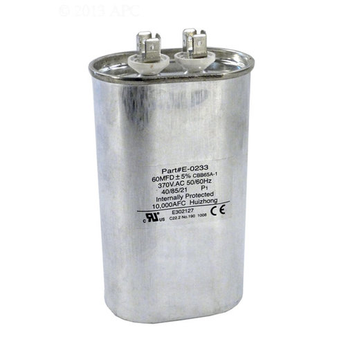 Jandy R3001202 Replacement Capacitor Compressor 60 370 2500