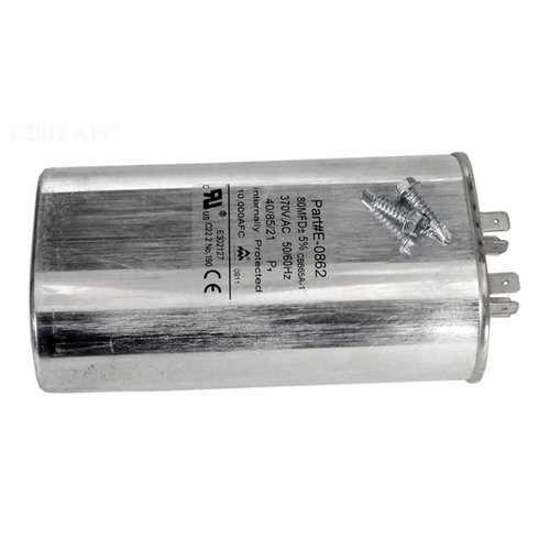 Jandy r3001203 replacement capacitor compressor 80 370 3000 for Pool pump motor capacitor replacement