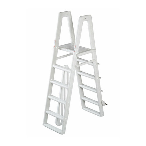 leslies 400100ob a frame above ground pool ladder