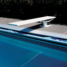 S.R. Smith Cantilever and Glas-Hide Diving Board Set