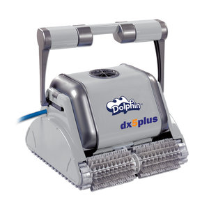Dolphin Dynamic DX5 Plus Robotic Automatic Pool Cleaner - Includes Digital PRO Remote Control!