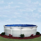 Embassy Pools Eden Round Above Ground Pool Package