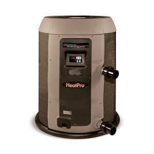 Hayward HeatPro Titanium, Digital, 230V, Pool and Spa Heat Pump