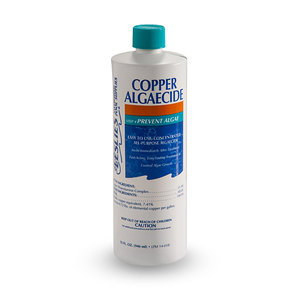 Leslie's 14018 Copper Algaecide, 1 qt.