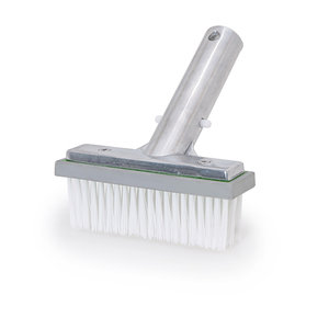 Leslie's BAR5/LES 5 inch Wall Scrub Brush with Rubber Bumper
