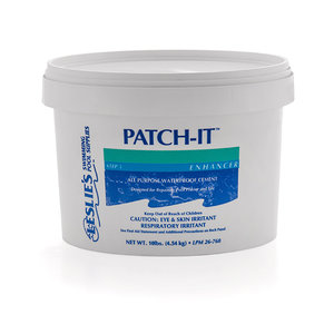 CGM Patch-It Waterproof Cement for Concrete Pool Repairs, 3 lbs