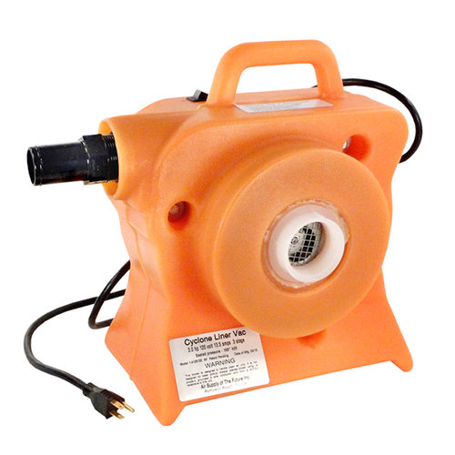 Air Supply 4128100 Cyclone Liner Vac Bypass Blower
