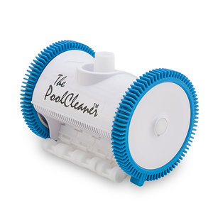 PoolVergnuegen 2x Suction PoolCleaner Two Wheel Suction Side Pool Cleaner