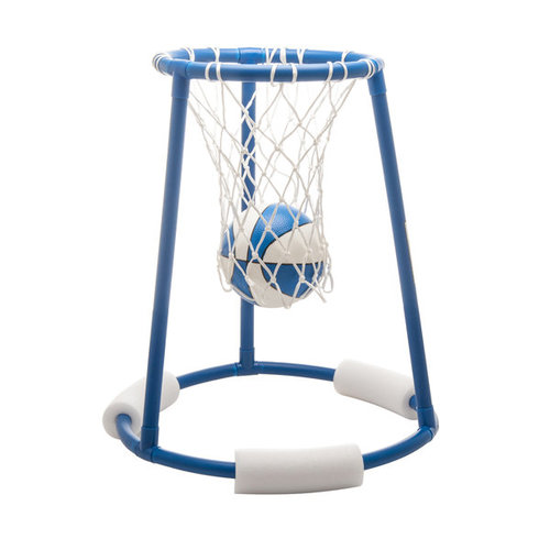 Dunn Rite Products B900 Hydro Hoop Floating Basketball Game W Blue Ball