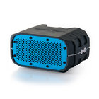 Incipio BRV-1 Braven Wireless Water Resistant Bluetooth Speaker, Gray/White