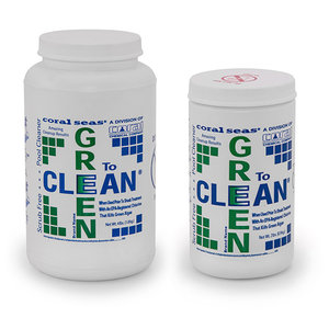 Coral Seas Green to Clean Pool Sanitizer