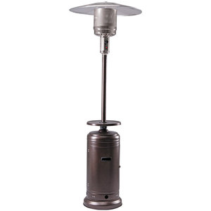 Lovely AZ Patio Heaters HLDS01 CG K Bronze Patio Heater With Table 48K BTU