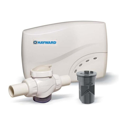 Hayward Salt Swim 3c Pro Salt Chlorination For In Ground Pools With Compression Unions And