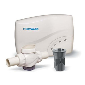 Hayward Salt & Swim 3C Pro Salt Chlorination for In Ground Pools with Compression Unions and Salt Cell - Complete Kit
