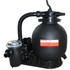 SunRunner Soft-Side Combo Pump and Filter Combo for Soft-Side Pools
