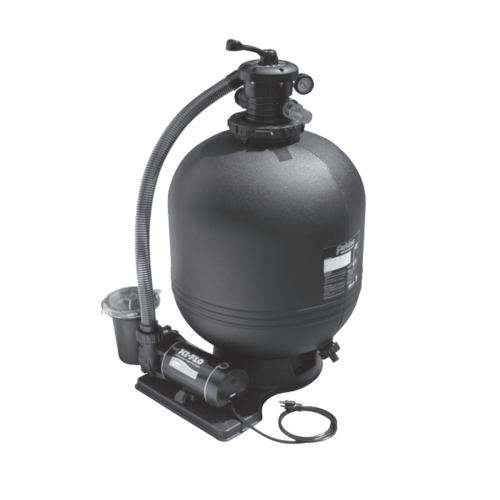 Waterway Carefree Sand Filter And Pump Combos For Above