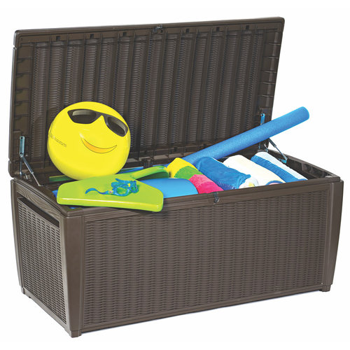 Leslie S 135 Gallon Storage Box For Pool Accessories