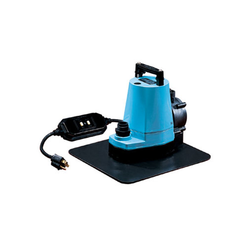 Little Giant Pool Cover Pump With 25 Cord 1200 Gph 115v