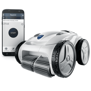 Polaris P965iq Robotic Pool Cleaner Wi Fi Control
