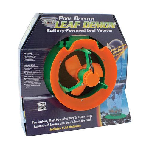 Water Tech Pool Blaster Leaf Demon Battery Powered Leaf